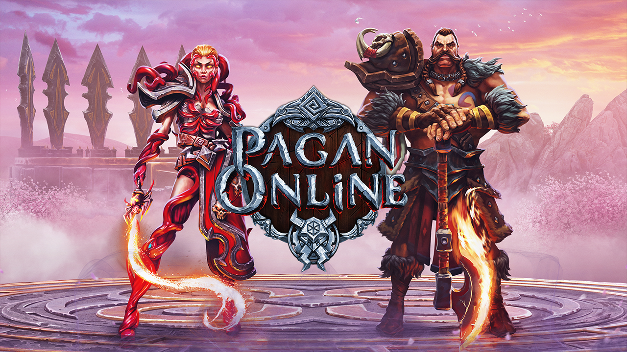 Pagan Online is addictive